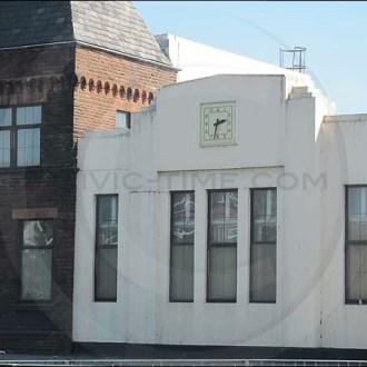 Nelson Bridge clock, Carlisle