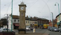 Rowntree Clock Tower