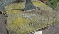 Tullie House sundial – Carlisle, Cumbria