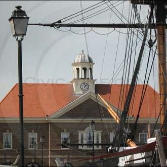 Hartlepool Maritime experience clock