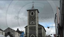 Moot Hall clock, Keswick
