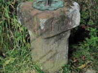 1761 the date on one side of the sundial in Ulpha
