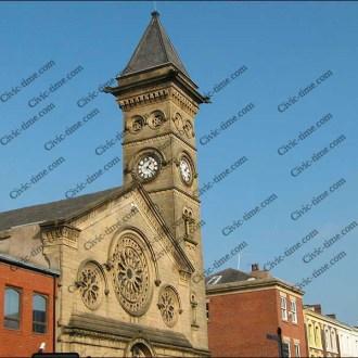 Fishergate Baptist Church, Preston