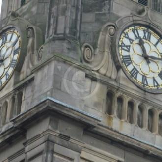 Tron Kirk Clock, Edinburgh