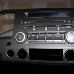 90 Honda Civic Radio Wiring Diagram Ac Motor Run Capacitor 06 11 Oem Head Unit And Cd Player