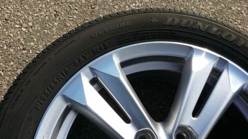 Honda Accord Rims And Tires