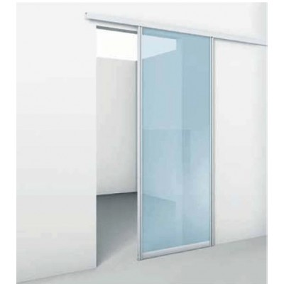 Porta cabina armadio scorrevole EASY KIT SA sospesa fai da te  Civico14  Porte interne e