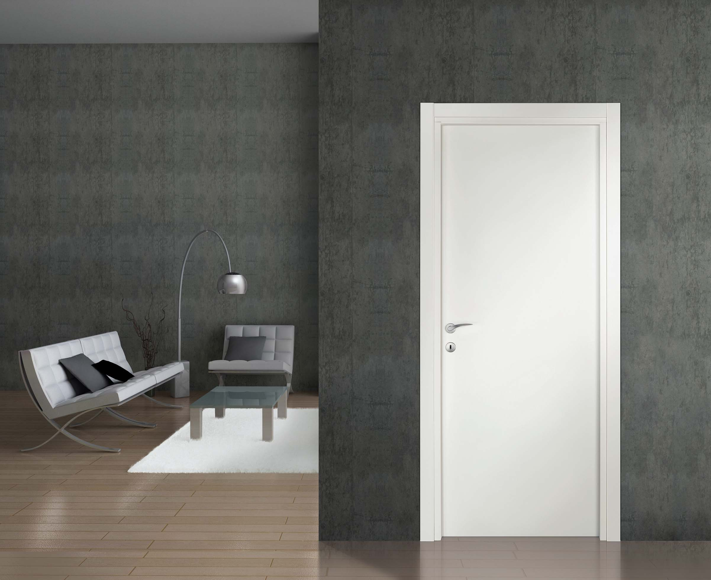 Quanto costano le porte interne laccate bianche