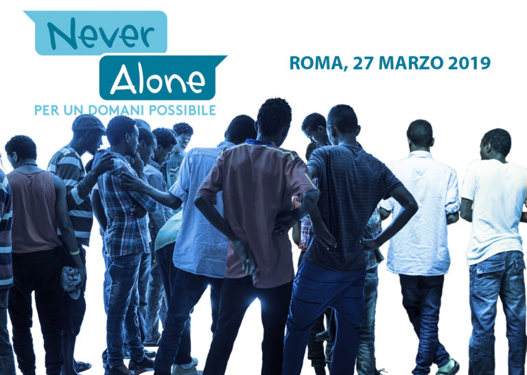 Never Alone_Progetto Together