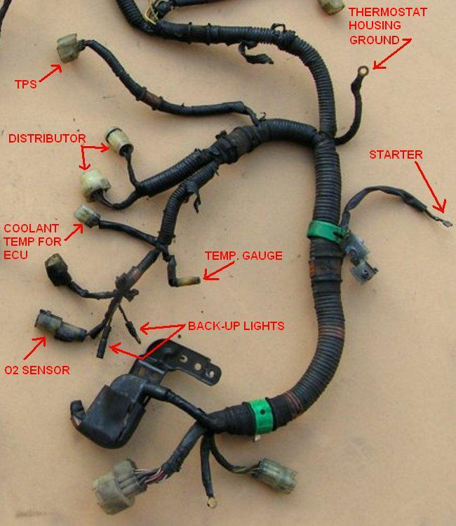 Obd1 Honda Wiring Diagram On Obd1 Images Free Download Wiring