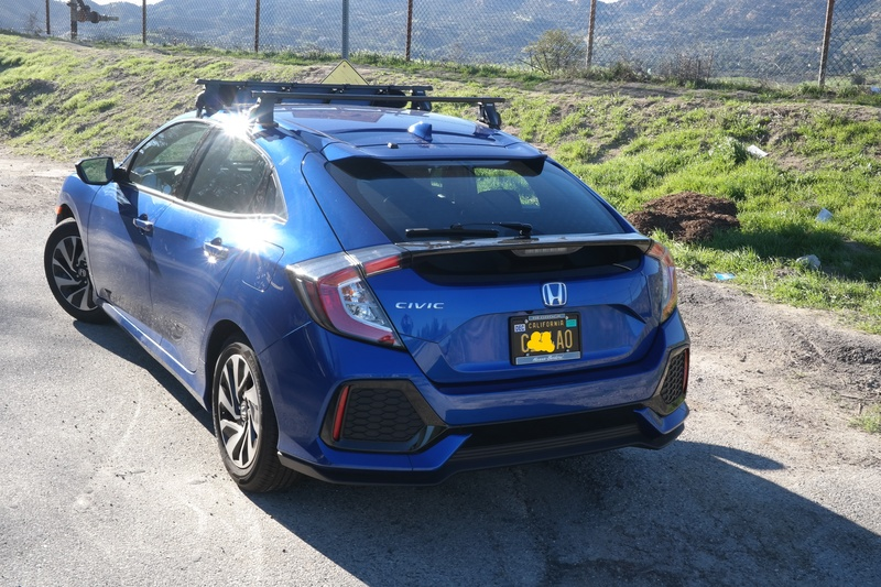 any hatchback owners get a roof rack