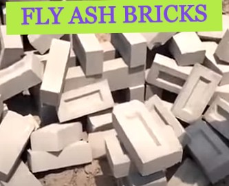 Fly ash bricks disadvantages and Advantaged | Components used