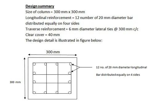 Complete RCC column design Guide