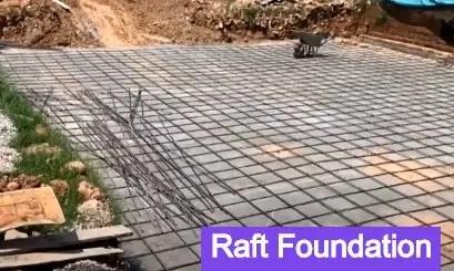 raft foundation