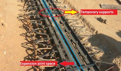 Control joint vs Expansion joint | Why Joints are Provided in Construction?