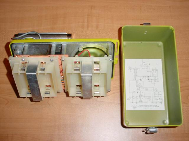 Schematic For Victoreen Cd V700 Geiger Counter