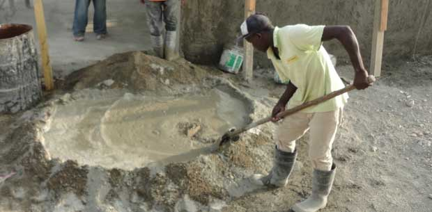 Image result for concrete mixing
