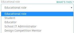 education role