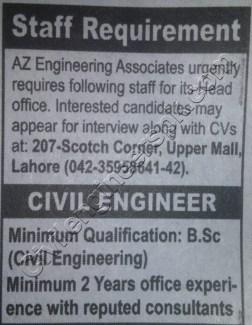Civil Engineering Jobs 9-9-2019
