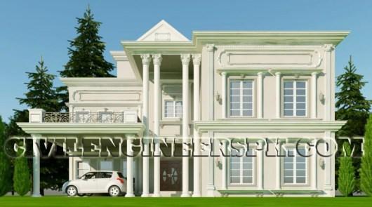 12 Marla House Plans