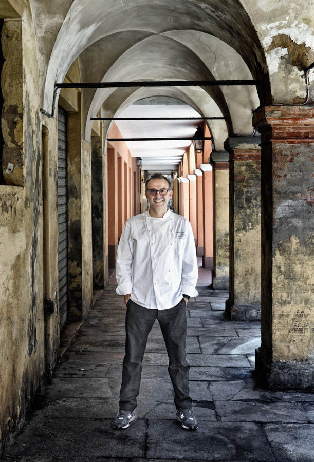 Modena masterpiece  Massimo Bottura