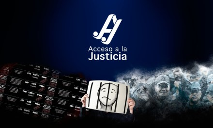 Informe anual 2017 de Acceso a la Justicia