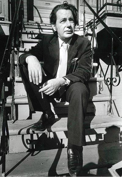 Mordechai Richler a Montreal, nei primi anni '70