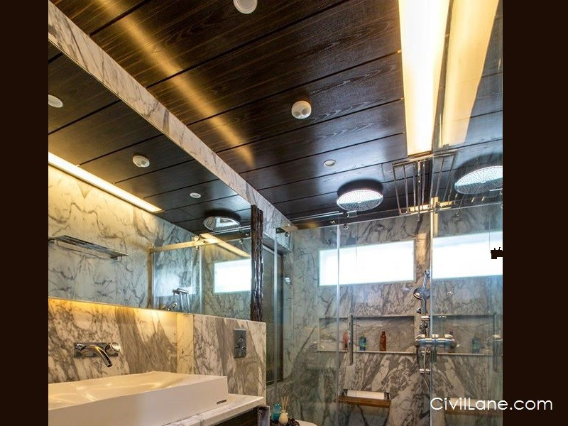 Bathroom False Ceiling - Alternative Materials and Costing ...