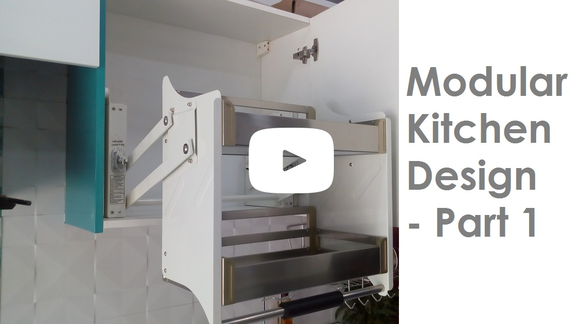 Modular Kitchen Design Part-1