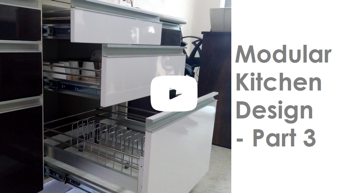 Modular Kitchen Design Part-3