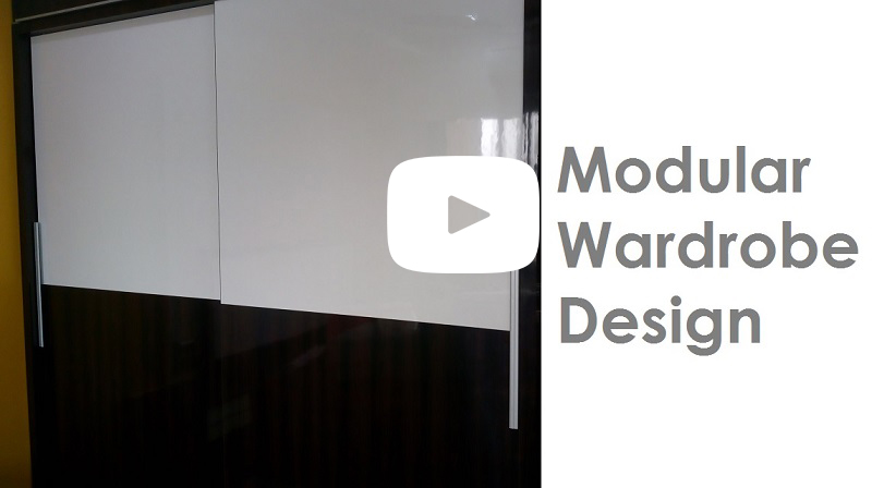 Modular Wardrobe Design