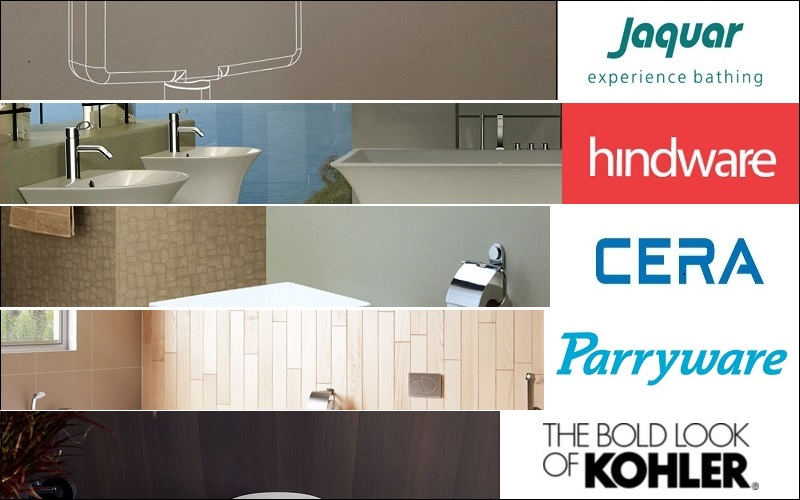 Top 5 Bathroom Fittings Sanitary Brands India