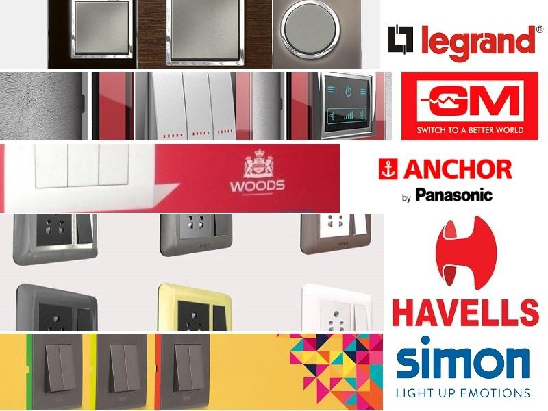Top 5 Modular Switches Brand In India | CivilLane