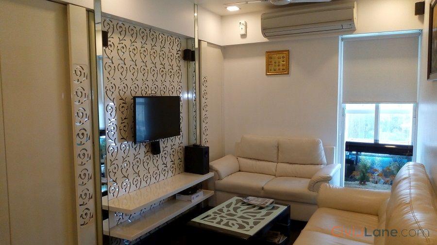 Office Interior Design 500 square feet