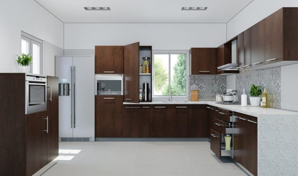 Marvelous Modular Kitchen Designs Mumbai (1)