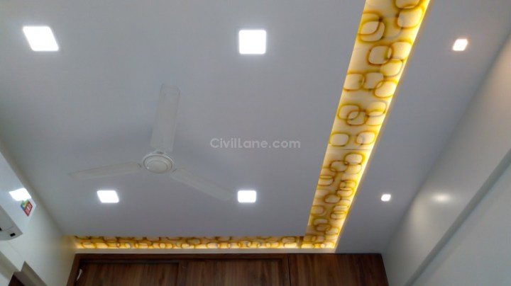 False Ceiling Cost Per Square Feet In Bangalore | Shelly ...