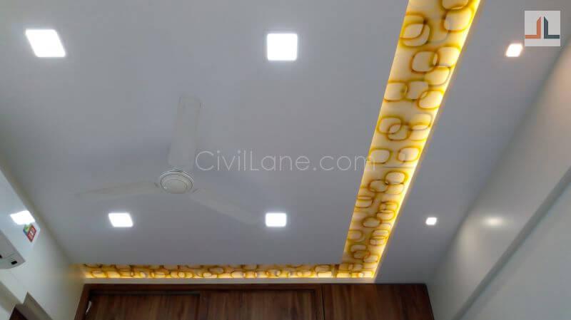 Acrylic Highlighter False Ceiling Design Ideas