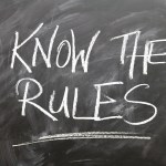 KNOW (AND FOLLOW) THE RULES - OR ELSE: DPP COPS IT.