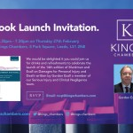 BOOK LAUNCH: 27th FEBRUARY 2020 - 5 PARK SQUARE, LEEDS