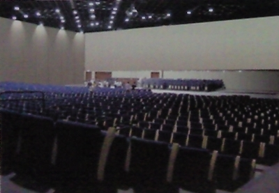 Auditorium at Thiagaraj - Chennai