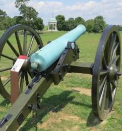 civil war artillery 12 pounder napoleon [ 4000 x 3000 Pixel ]
