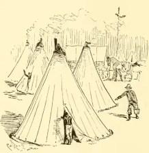 Civil War Sibley Tent