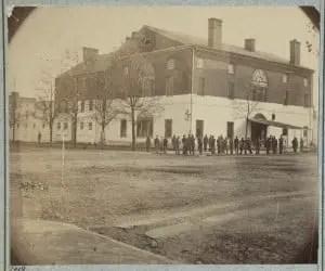Old Capital Prison, Washington D.C.