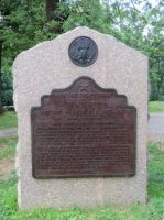 AOP 12th Corps, 5th US Artillery, Battery K Monument