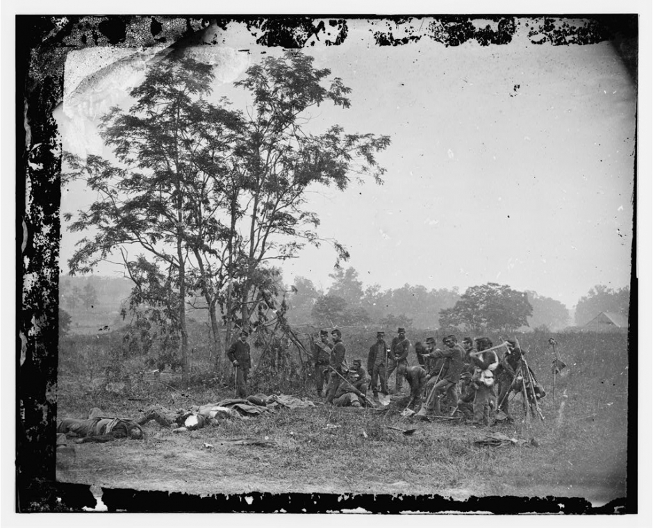 The Dead of Antietam  Photo Essays  Civil War Monitor