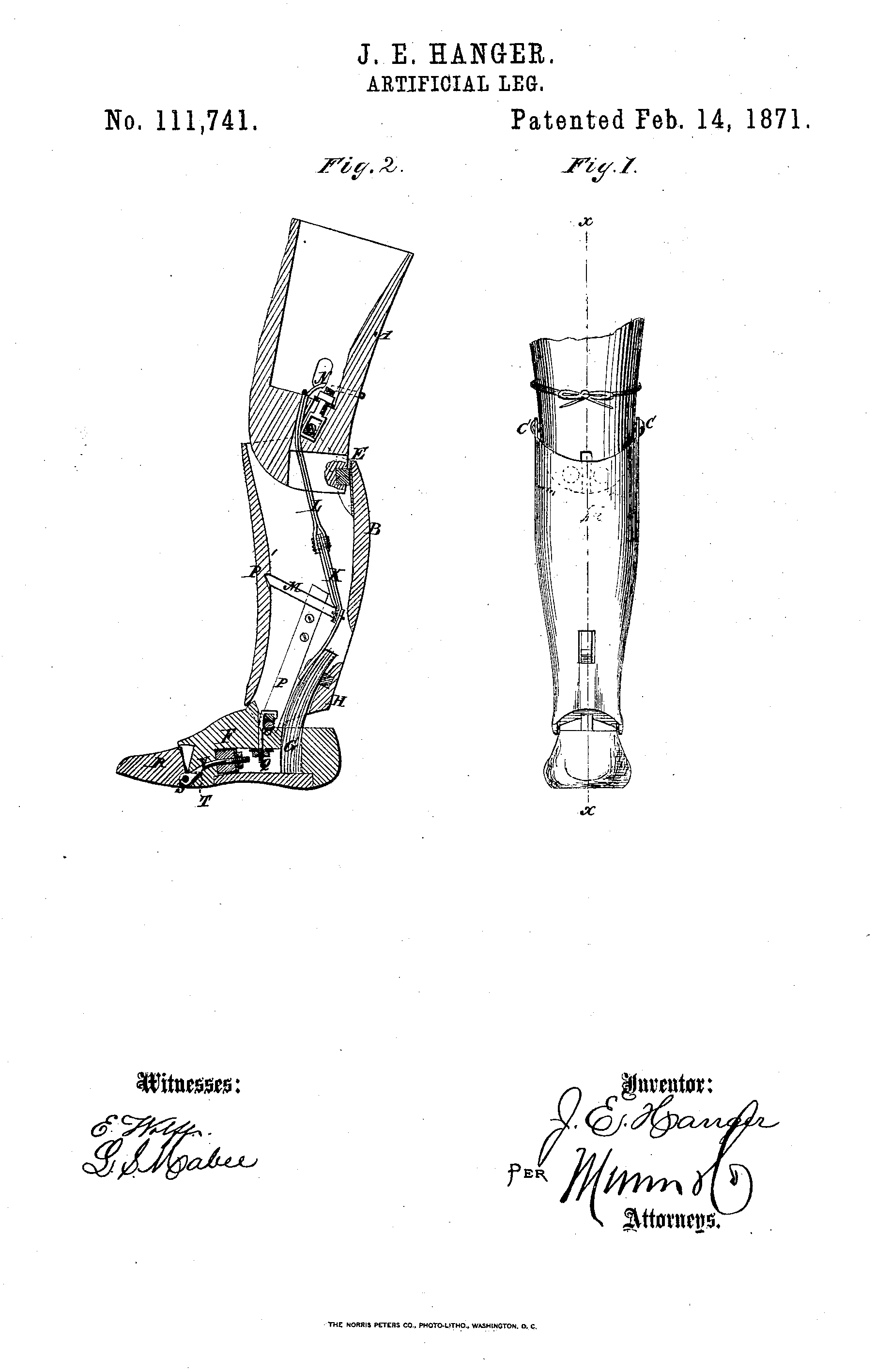 hight resolution of hanger patent diagram