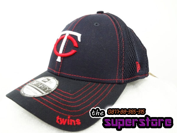 Minnesota Twins Mesh Back 39 Thirty Cap the Superstore Shop