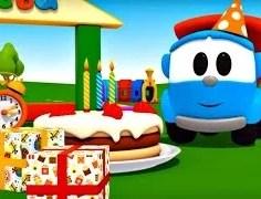 Leo Junior – Doğum günü partisi