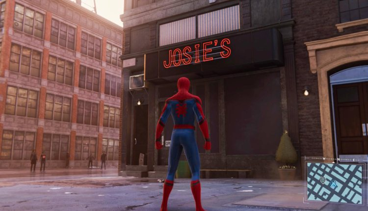Marvel's Spider-Man on Playstation 4Credit: Sony Interactive Entertainment