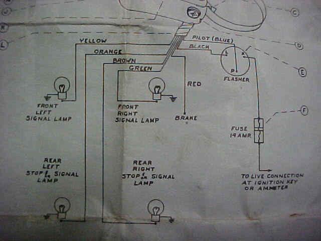 flasher wiring diagram 12v ford mondeo mk3 fuse box diagrams